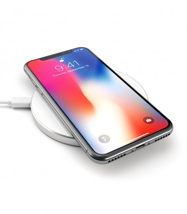 Aluminum Wireless Mobile Charger